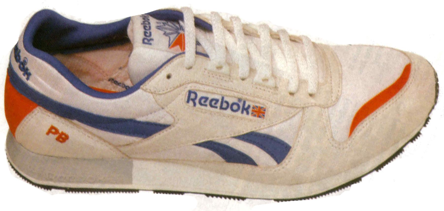 80's Reeboks | Retrobok