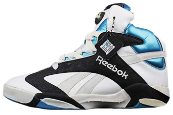 reebok 90s shoes. pump® shaq attaq endorsed by shaquille o\u0027neill, featured hexalite technology. reebok 90s shoes