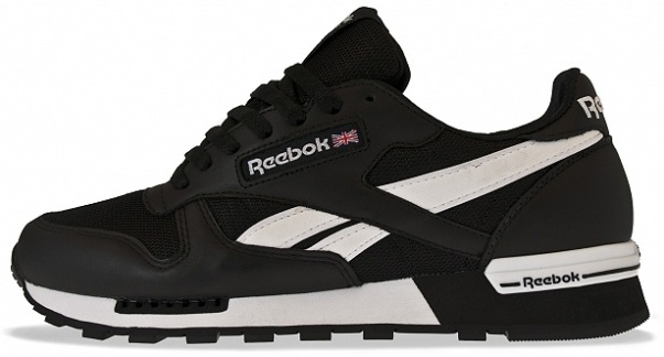 reebok mens classic leather clip performance trainers