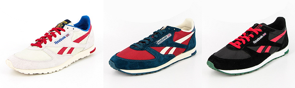 6df74488044 I ve just spotted the existence of a third colourway for the retro d 1983  London Runner (renamed as the Reebok London) over at Australian Culture  Kings.