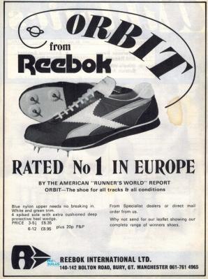1977 Reebok Orbit