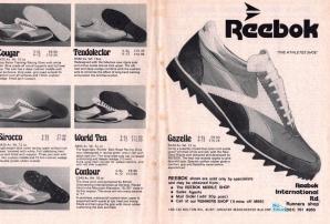 1978 Reebok