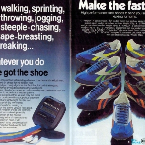 1980-81 Reebok Catalogoue p2and3