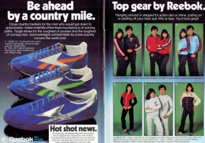 1980-81 Reebok Catalogoue p6and7