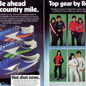 1980-81 Reebok Catalogoue p6and7