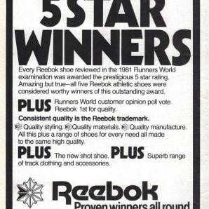 1980 Reebok 3