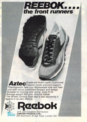 1982 Reebok Aztec