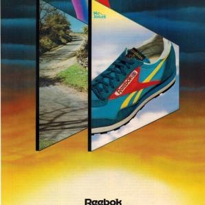 1983 Reebok AZII