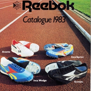 1983 Reebok Catalogue P1