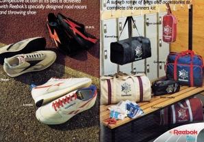 1983 Reebok Catalogue P6and7