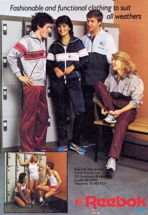 1983 Reebok Catalogue P8