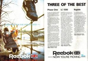 1983 Reebok Phase One