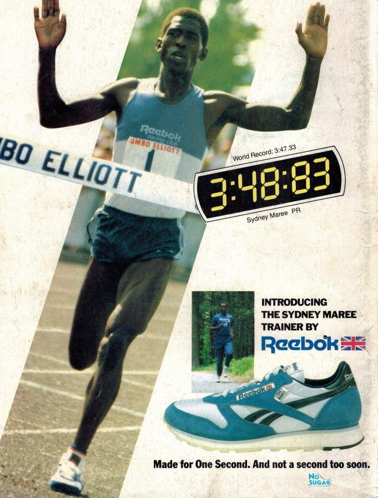 1984 Reebok Sydney Maree Trainer | Retrobok