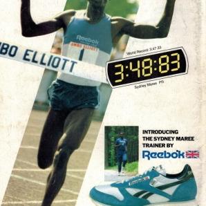 1984 Reebok Sydney Maree Trainer