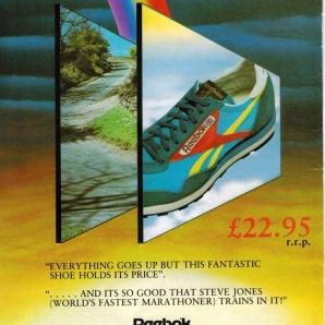 1985 Reebok AZ II