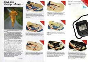 1985 Reebok Catalogue P2and3