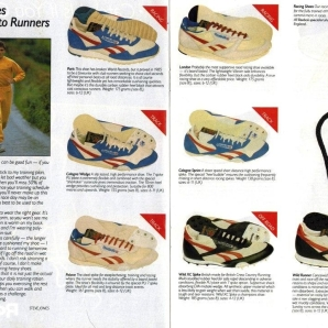 1985 Reebok Catalogue P2and3