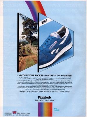 1985 Reebok Phase One