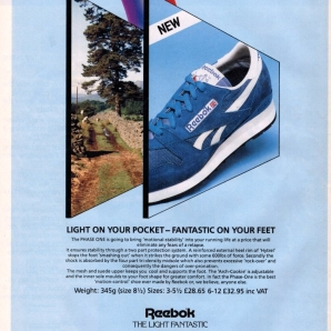 1985 Reebok Phase One