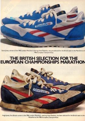 1986 Reebok London