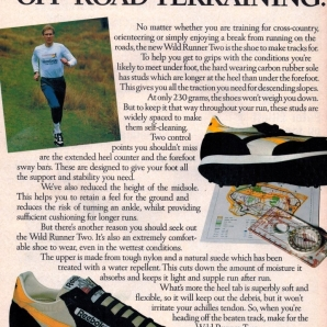 1987 Reebok Wild Runner Two