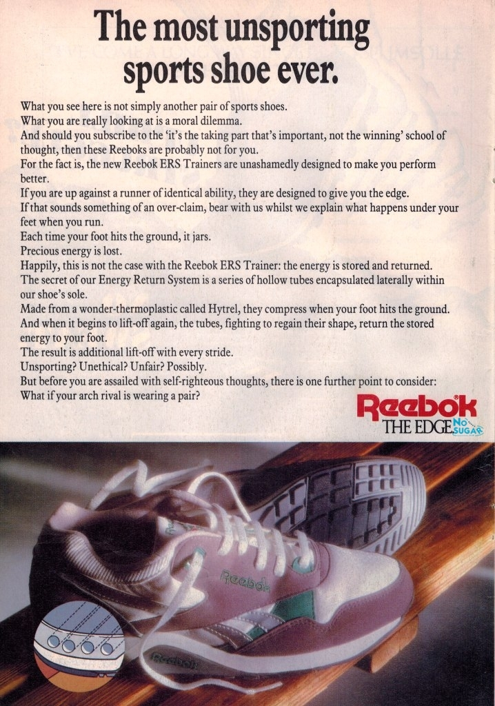 """reebok marketing plan Watch video starting today, reebok international ltd will put into place its biggest marketing campaign in over a decade the """"be more human"""" brand campaign is massive because of the quantifiable exorbitant ad spend, as well as the significance attached to the novel campaign by reebok executives who."""