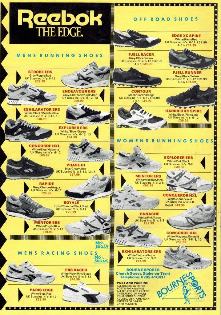 reebok shoes history