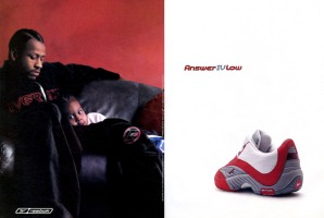 Reebok AD Answer IV 2001 A