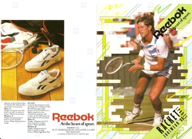 Reebok Racket Footwear 88_0