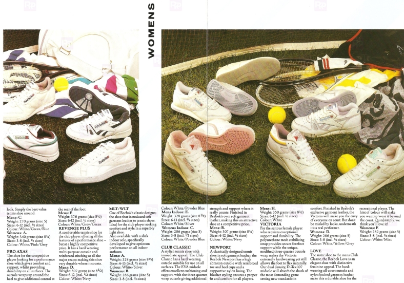 Reebok Racket Footwear 88_2