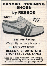Reebok Fab - RT June 1966