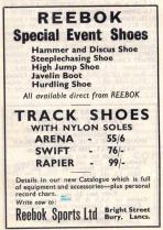 Reebok June 1966