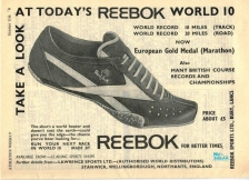 Reebok World 10 October 1969