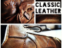 Classic Leather Leather Classic!
