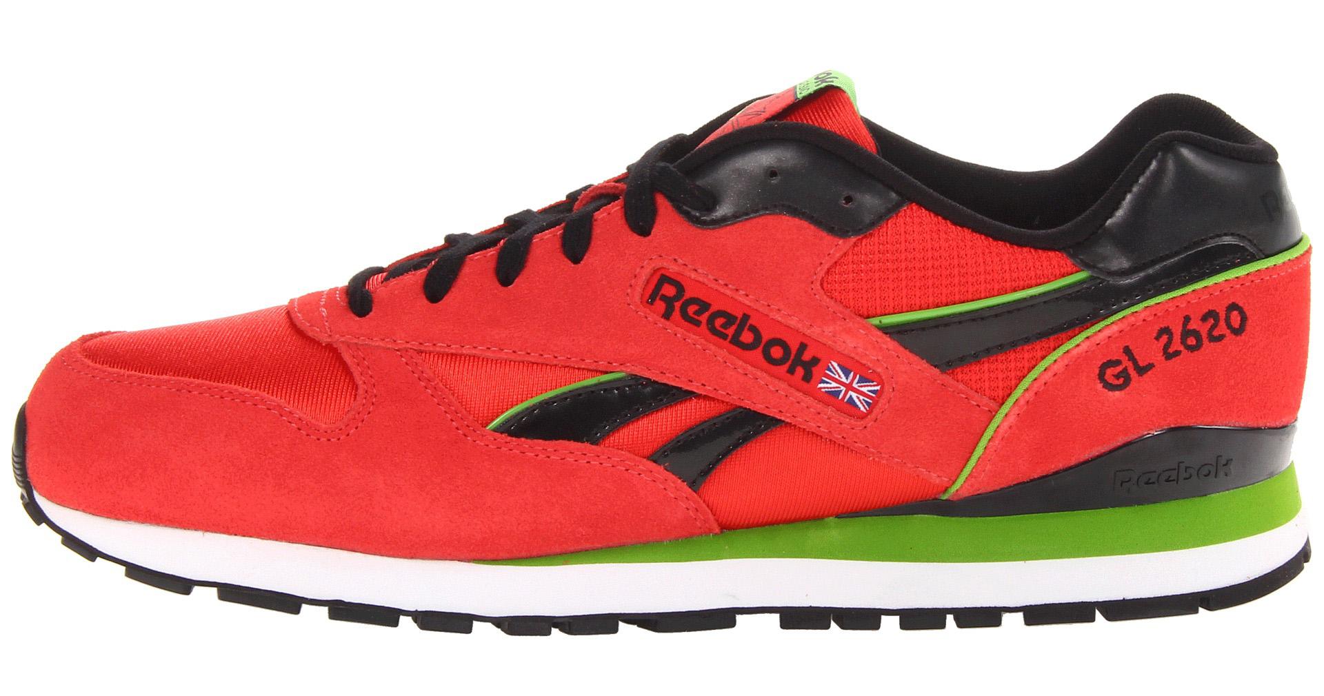 reebok men's gl 2620