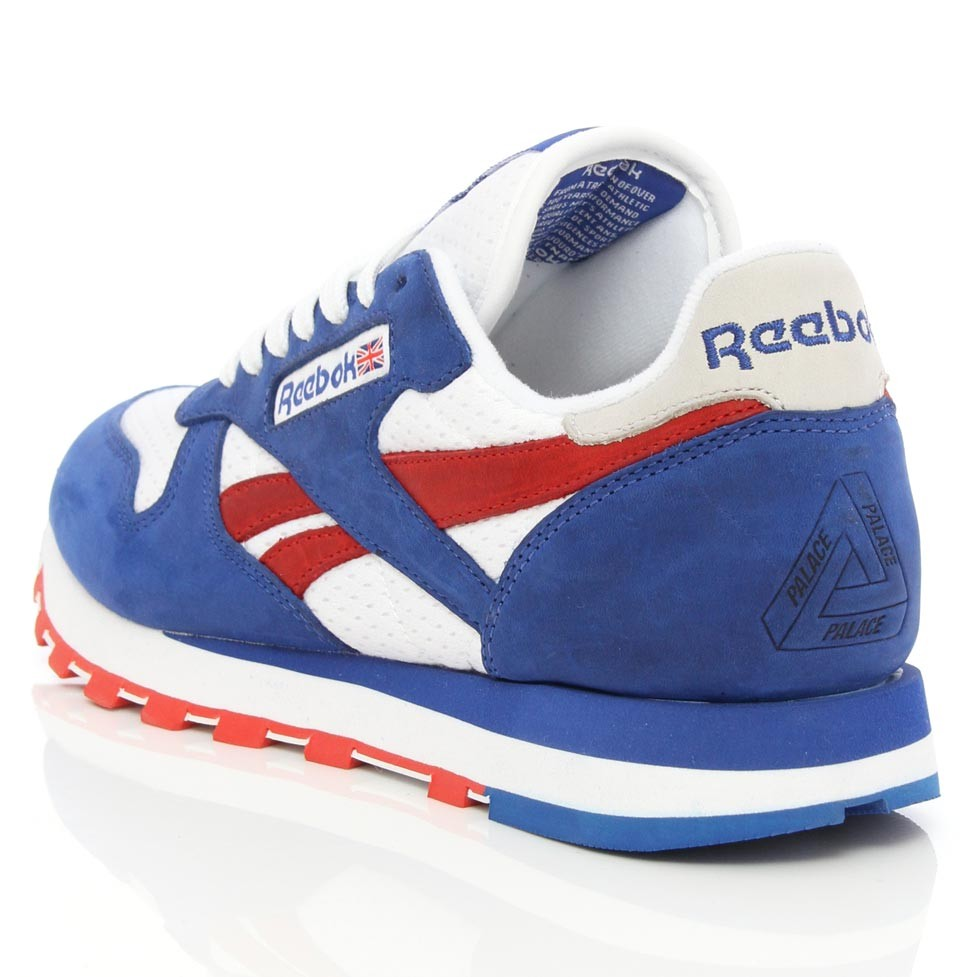 Reebok Red White And Blue
