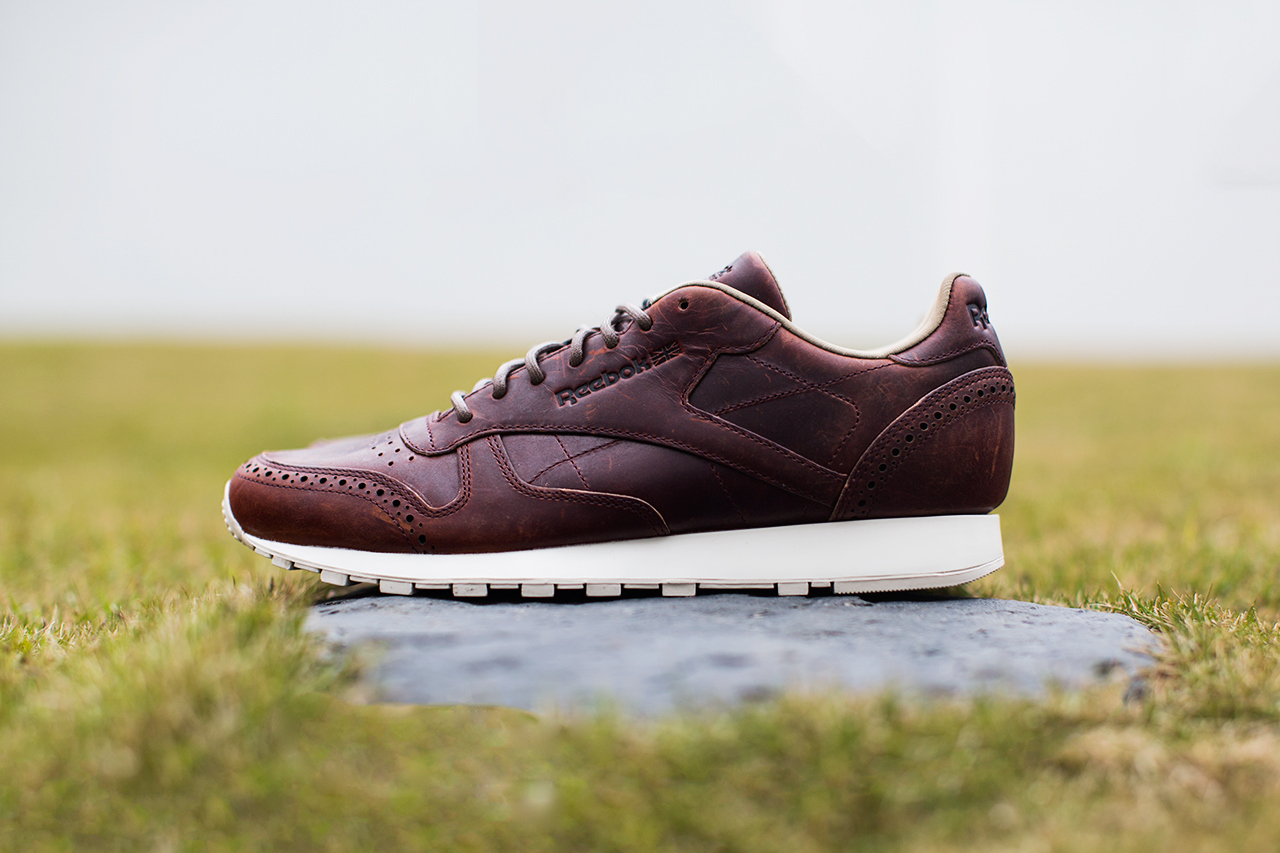 Reebok Classic Leather Lux (Horween) Buy Online in India