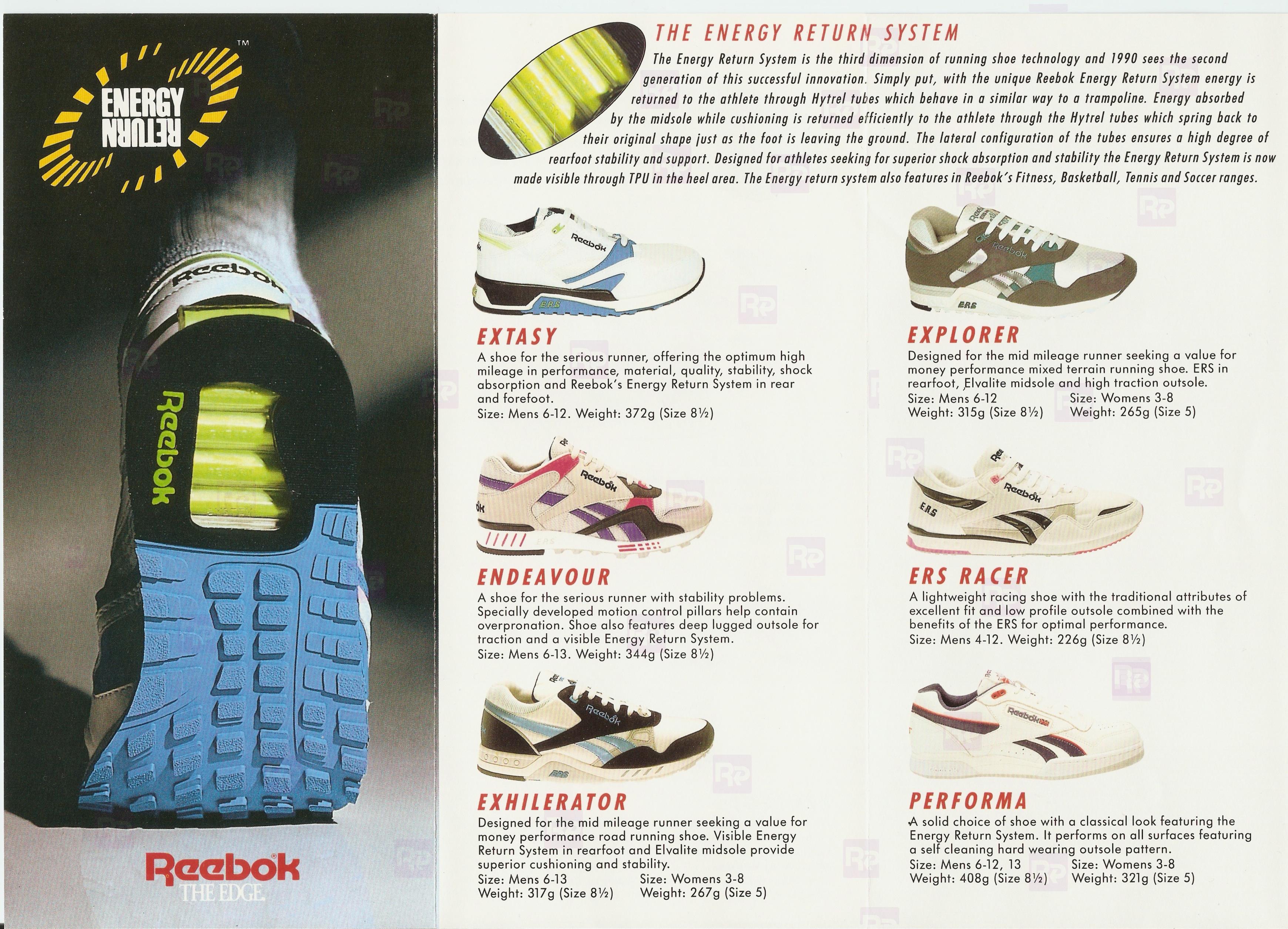 1990 — ERS + Hexalite Brochure Retrobok  Retrobok