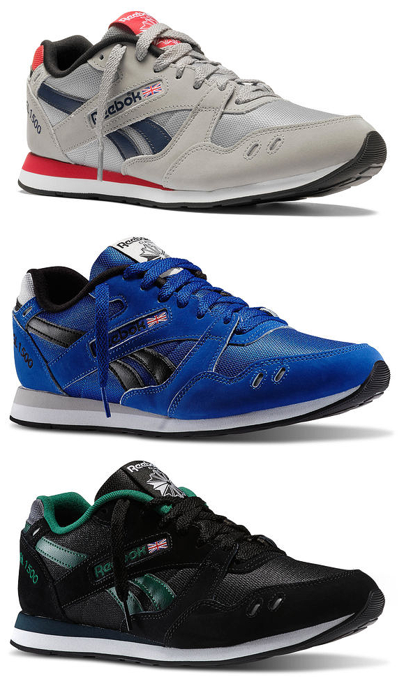 Sneakerfolio | Reebok Shoes Archive Collection 2014