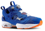 Insta Pump Fury — Collegiate Royal/Swag Orange/Grey/White