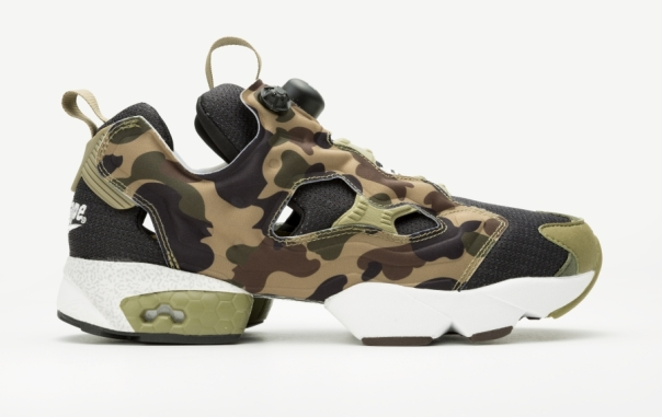 7c9fa4a0cd0be6 A Bathing Ape x mita sneakers — Insta Pump Fury OG