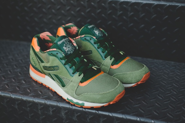Reebok-GL-6000-Olive-Orange-5