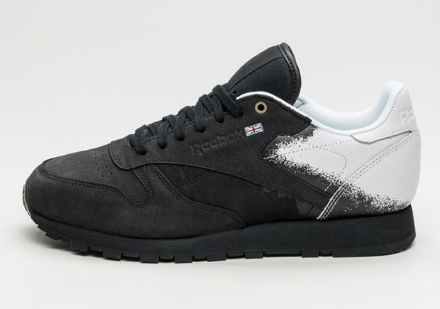 Reebok Classic Leather (Embossed Camo Pack) Sneaker Freaker