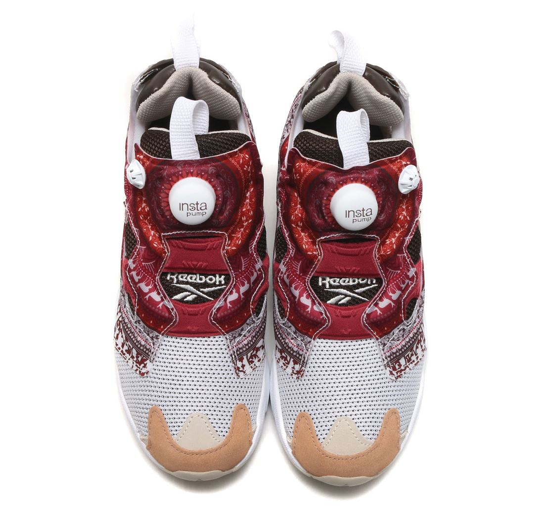 Reebok INSTAPUMP FURY JG (Multi color) AR2491 | Jimmy Jazz